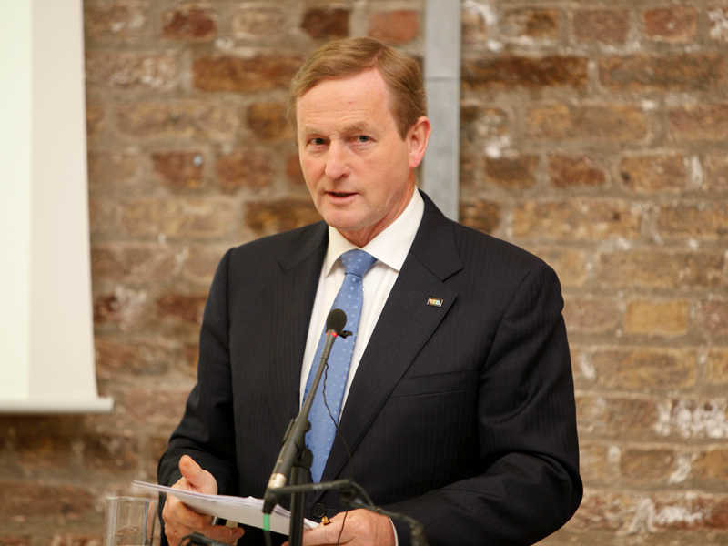 'Yes for marriage, yes for business, yes for Ireland' – An Taoiseach Enda Kenny, TD