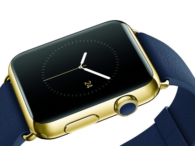 Online-only Apple Watch pre-orders begin