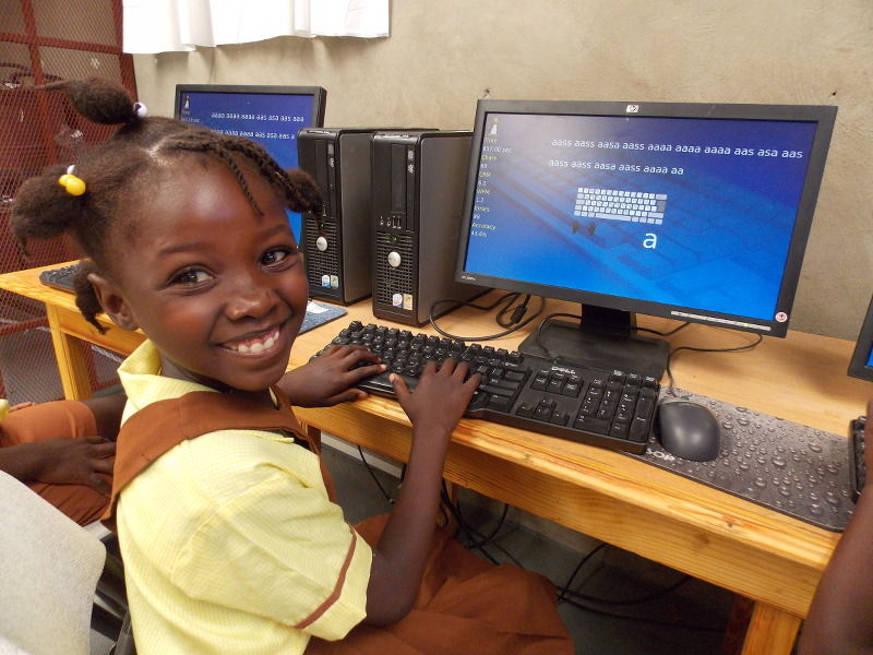 Camara and UCDVO to bring low-energy solar-powered computer education to Haiti