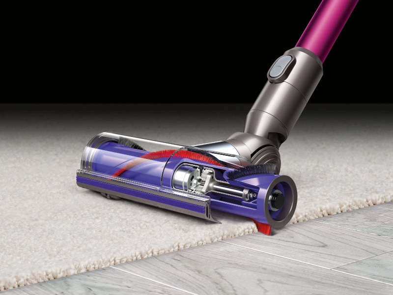 Dyson invested €343m to develop latest digital motor