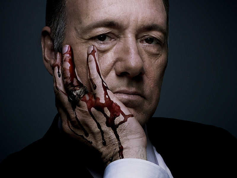 House of Cards will be returning for a fourth season