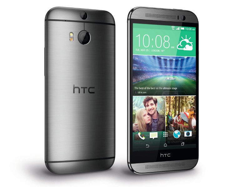 'S' for subtle: HTC reveals its latest smartphone, the One M8s