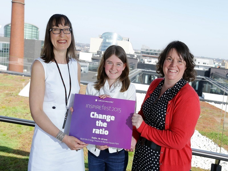 Changing the ratio starts now as Inspirefest 2015 is officially launched (video)