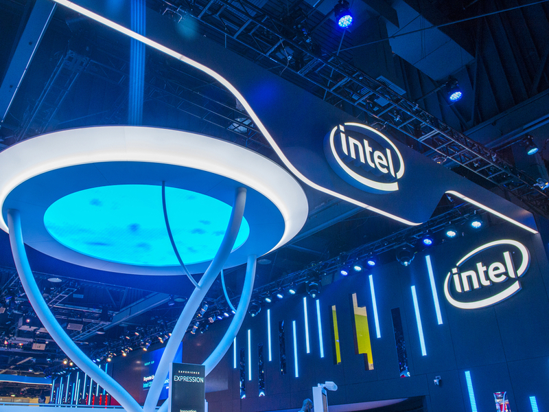 Intel Q1 revenues bang on the money as PC slump offset by data centre and IoT