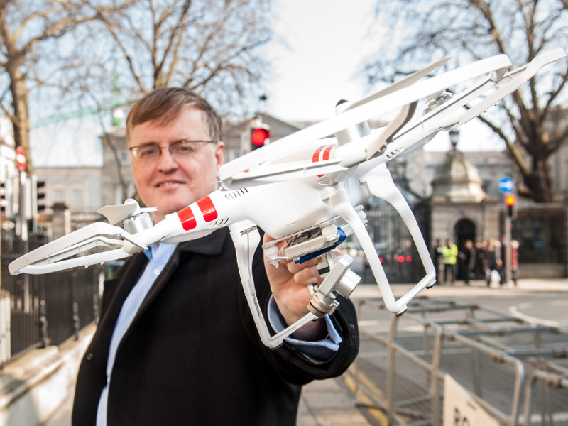 The Interview: Joseph Dalby, barrister and qualified drone pilot
