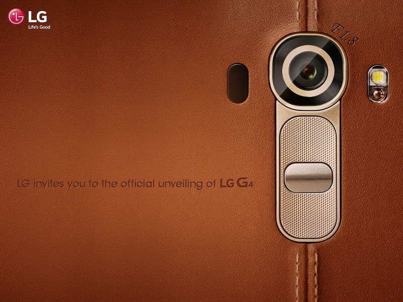 4,000 lucky punters will test drive LG's flagship smartphone the G4