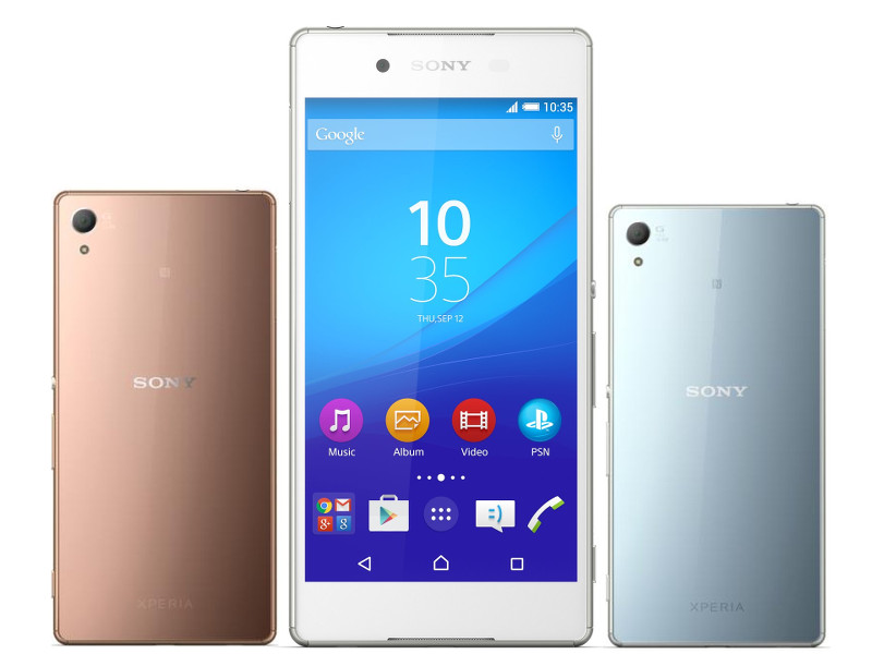 Sony rolls the dice with new top-end Xperia Z4