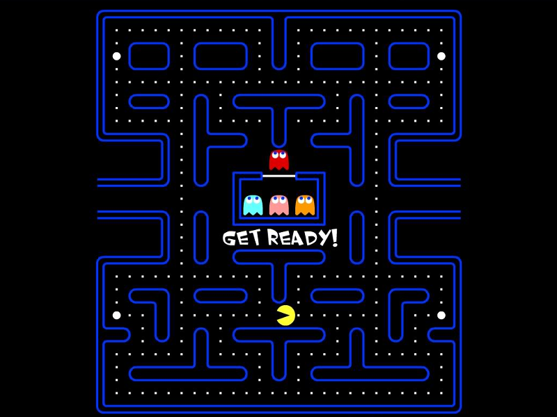 Scrolling Pixels: Pac-Man's relevance is out of control
