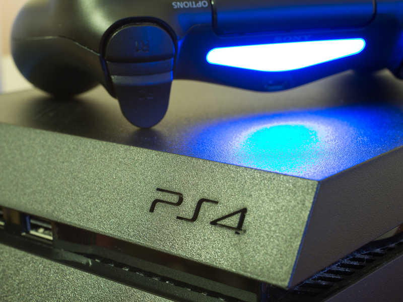PlayStation 4 is back on top but gaming hardware sales plummeted last month