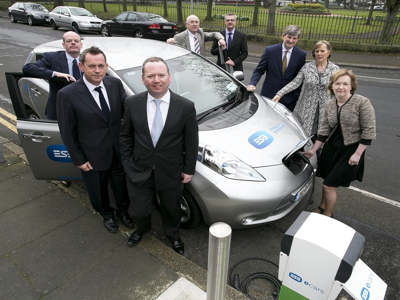 4 Irish SMEs receive €25,000 each to bring EV charging to apartment blocks