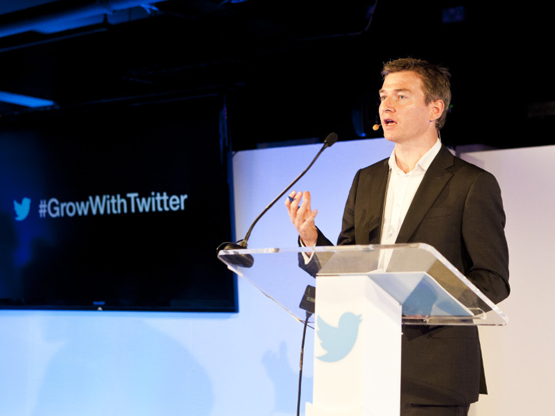 Twitter reshuffles Euro management – McIntyre VP of online and reseller sales