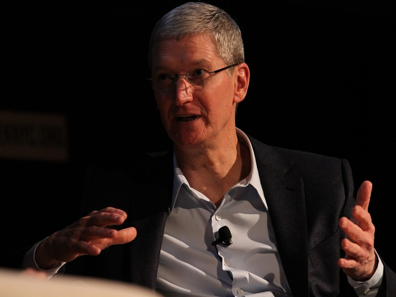Apparently, having Tim Cook as your CEO is the best bargain at US$65m