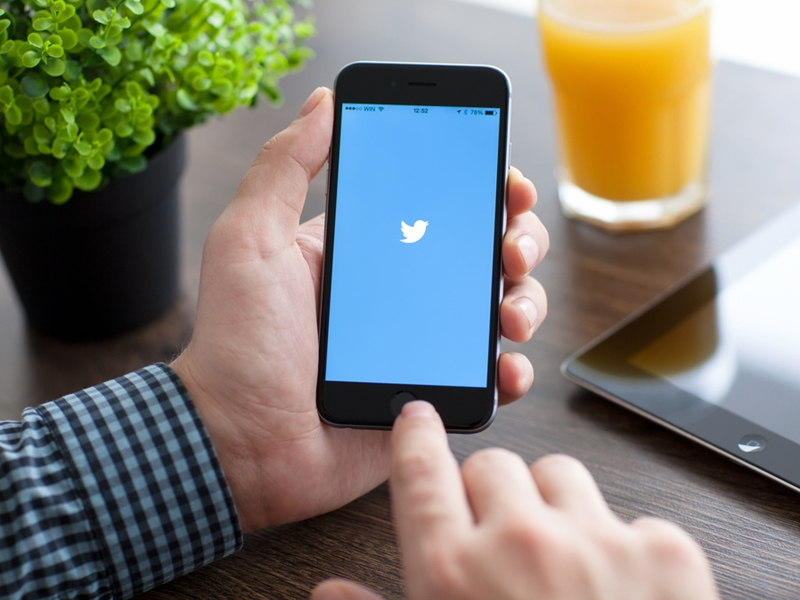 Twitter now allows users to slide into the DMs of people who don't follow them