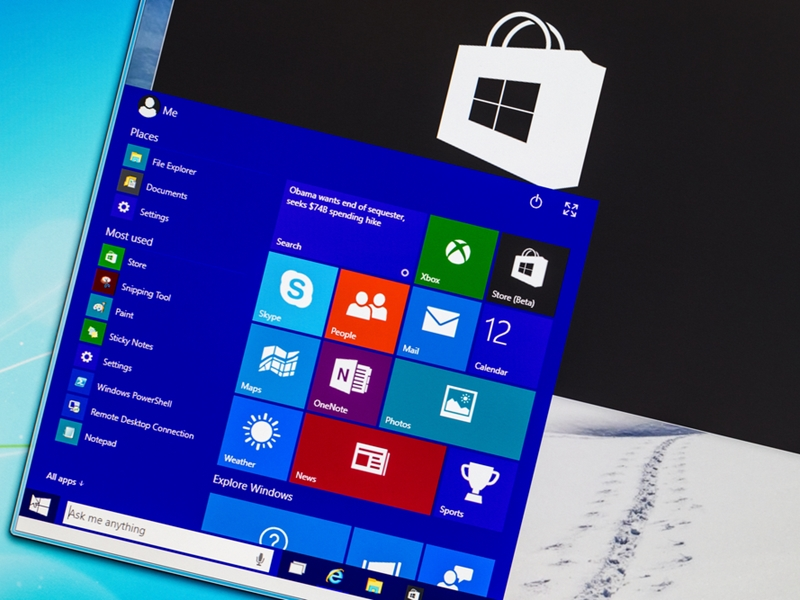 Windows 10 set for late July launch, according to processor maker