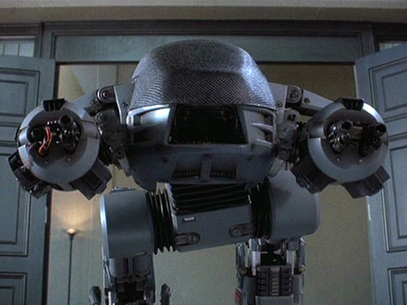 The 50 Greatest Robots in Pop Culture History 50-26