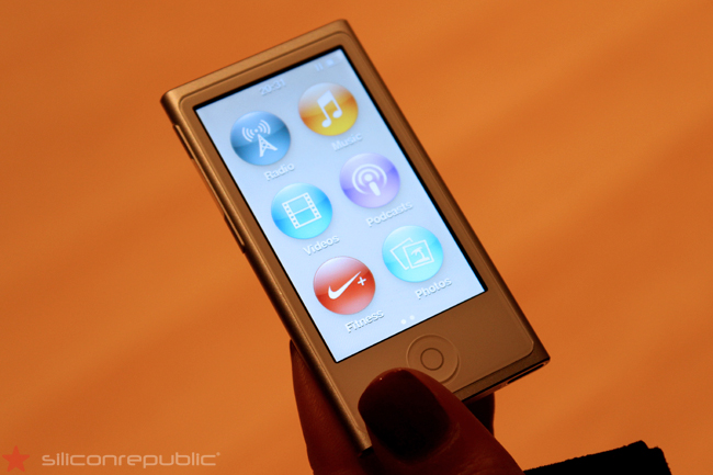 iPod Nano hands-on