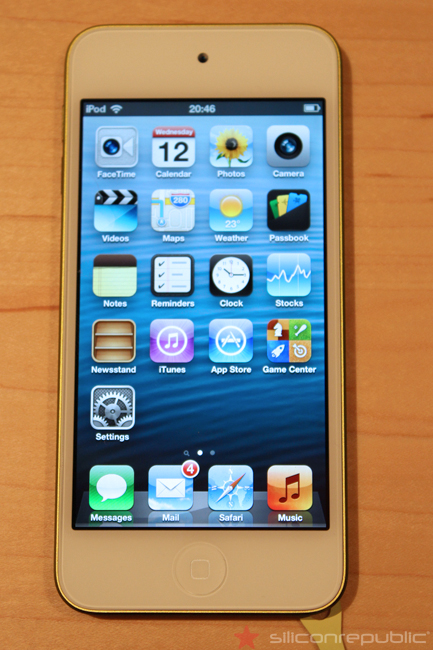 iPod Touch hands-on