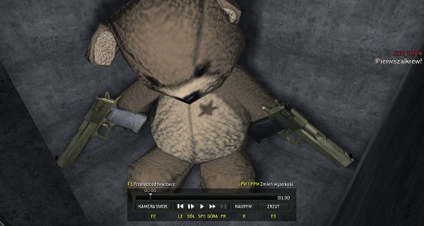 Call of Duty Modern Warfare 3 Teddy Bears