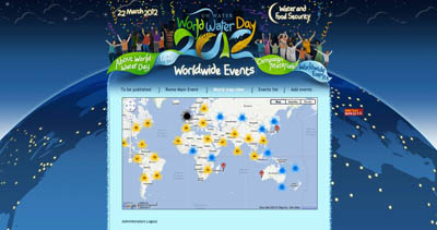 World Water Day 2012 events