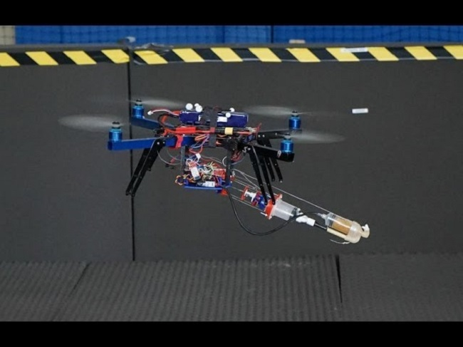 3D printing drone