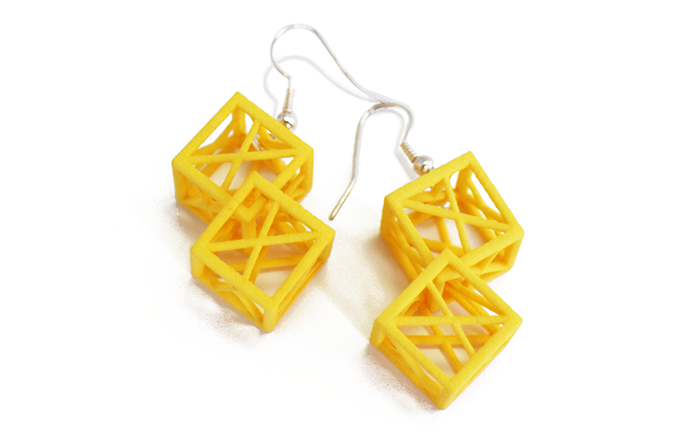 3D-printed jewellery from Love & Robots