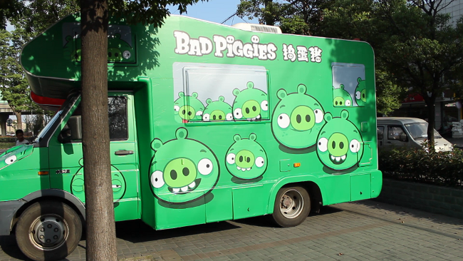 Bad Piggies #WorldPiggyDay