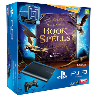 PlayStation Wonderbook: Book of Spells
