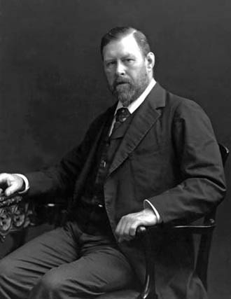 Bram Stoker, circa 1906. Credit: Wikipedia Commons