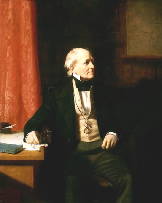 Sir Francis Beaufort (27 May 1774 - 17 December 1857) was an Irish hydrographer and officer in Britain's Royal Navy. Beaufort was the creator of the Beaufort Scale for indicating wind force. Image credit: Wikimedia Commons