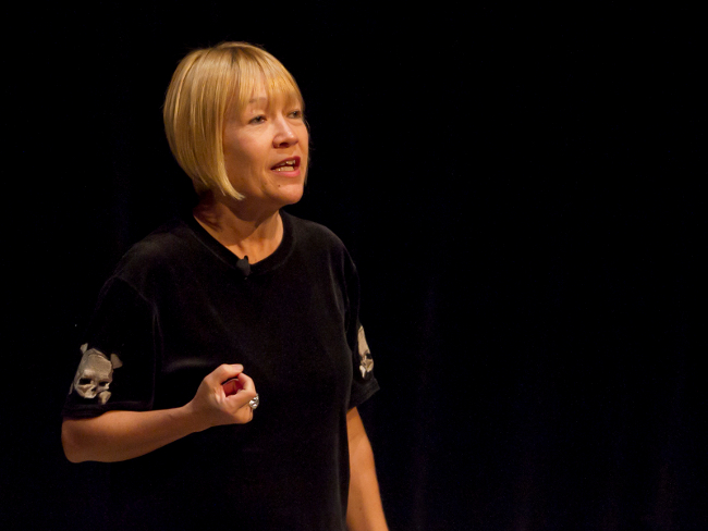 Image of Cindy Gallop by EvaBlue via Wikimedia Commons