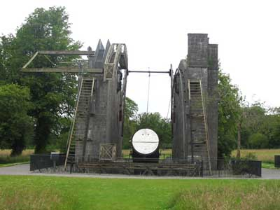 Rosse Telescope at Birr Castle