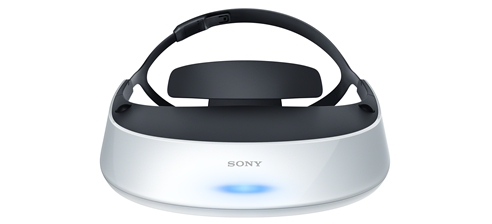 Sony HMZ-T2 Personal 3D Viewer
