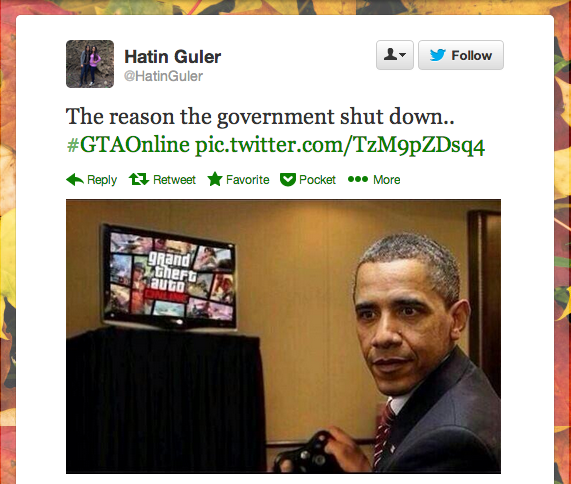 Hatin Guler @HatinGuler tweet at 4.16am 2 Oct 2013 | Twitter
