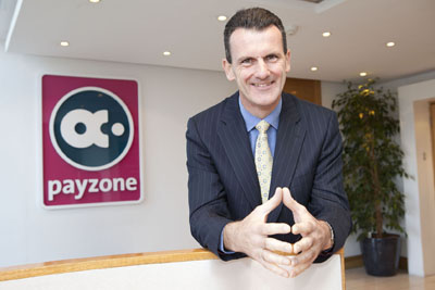 Jim Deignan managing director Payzone Ireland