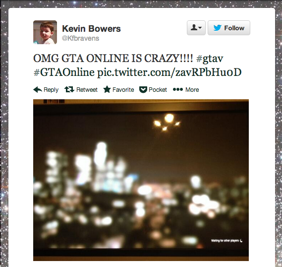 Kevin Bowers @Kfbravens tweet at 2.05am 2 Oct 2013 | Twitter