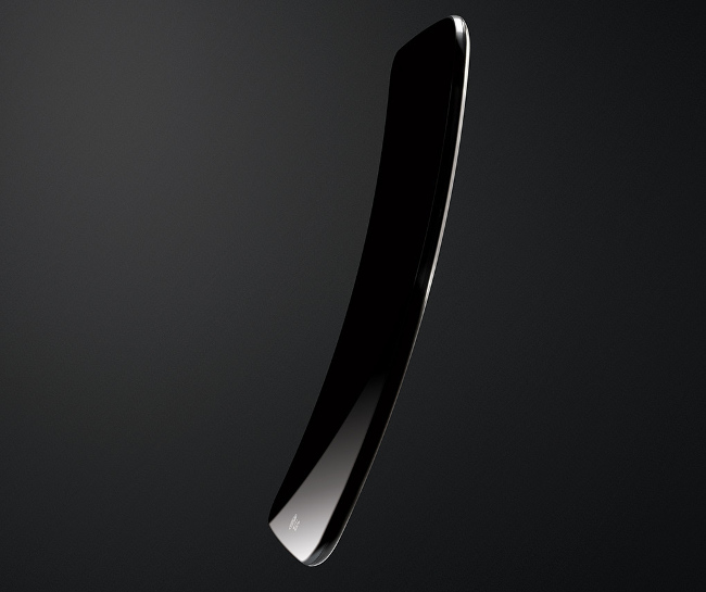 LG G Flex leaked press image