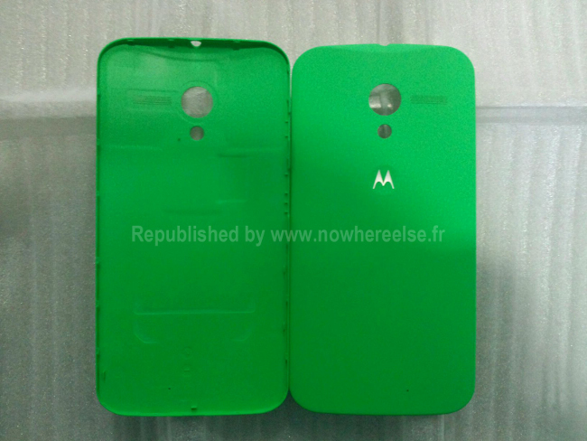 Moto X leaked images via NWE