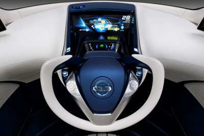 Nissan PIVO EV 3 Concept will embrace cloud tech