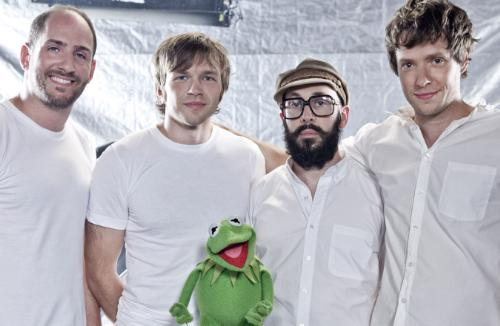 OK Go and Kermit