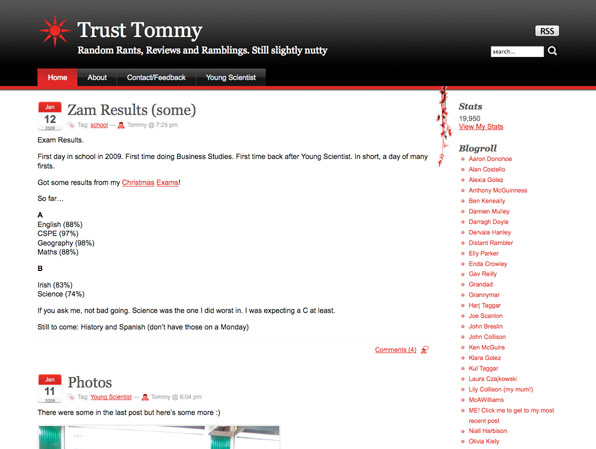 Trust Tommy