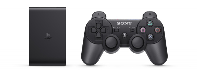 PlayStation TV and DualShock Controller