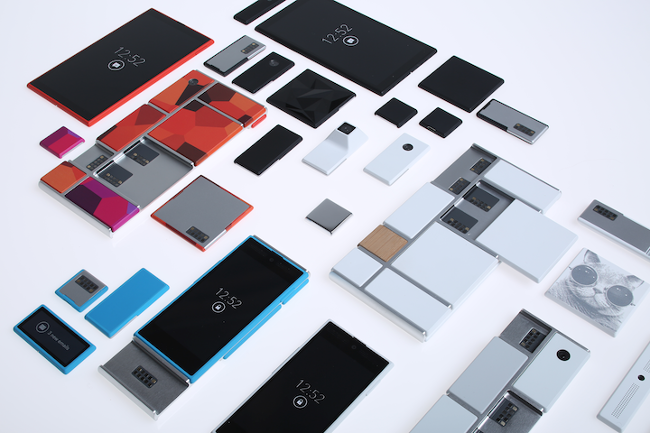 Motorola Project Ara / Phonebloks