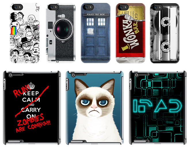 iPhone, iPod and iPad cases from Redbubble