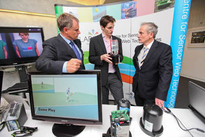 ITLG University Clallenege Silicon Valley Comes to Ireland