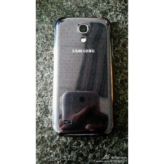 Alleged leaked images of Samsung Galaxy S4 Mini posted on Weibo by PunkPanda