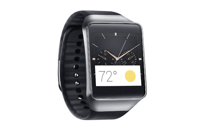 Samsung Gear Live Android Wear watch