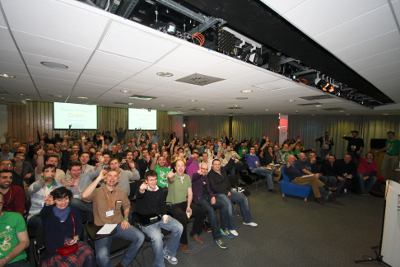 Startup Weekend Dublin March 2012 Image credit: Brian Daly