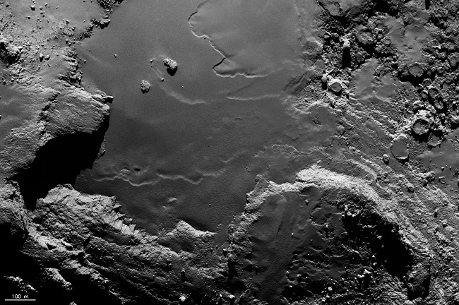 Surface-of-Comet-67P-body