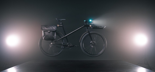 The Bike Design Project - Blackline