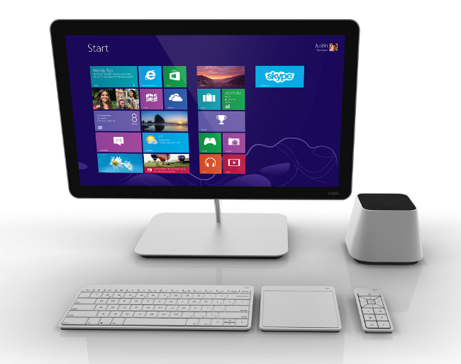 Vizio 24-inch All-in-One Touch